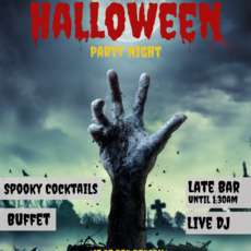 Halloween 1 November.Spooktacular Halloween Party Night At The H Suite On 1 Nov 2019