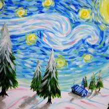 Paint-snowy-starry-night-prosecco-1573043018