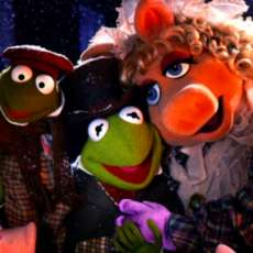 Muppet Christmas.A Muppet Christmas Carol At Mac On 21 Dec 2018