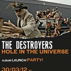 Destroyers-album-launch-party