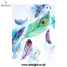 Artnight-paint-sip-evening-colourful-feathers-1570628705