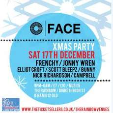 Face-christmas-party